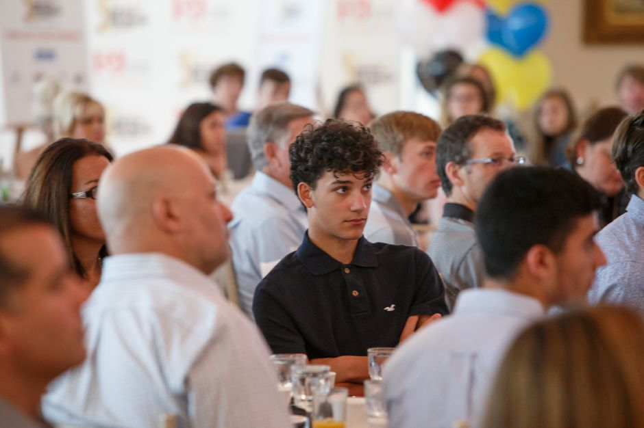 Sunday during the third annual Record-Journal Best of the Bunch Brunch Awards at the Aqua Turf Club in Plantsville June 24, 2018 | Justin Weekes / Special to the Record-Journal