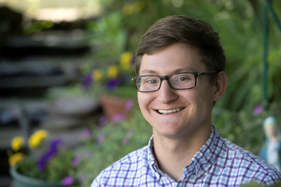 City native Jacob Wronski has been awarded the Fulbright Scholarship. The scholarship will allow him to teach English to Russian students at Cherepovets State University in Russia. Dave Zajac, Record-Journal