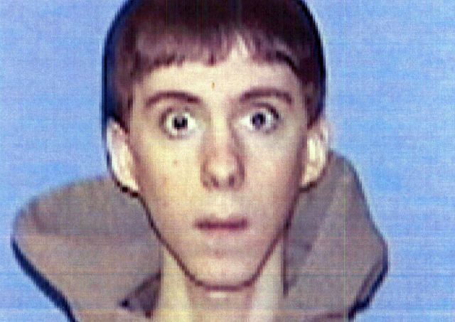 FILE - This undated identification file photo shows former Western Connecticut State University student Adam Lanza, who authorities said opened fire inside the Sandy Hook Elementary School in Newtown, Conn., killing 20 first-graders, six educators and himself in December 2012. Chief State