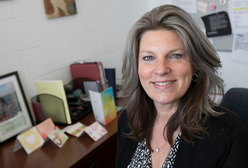 Dianne Vumback, principal of Lincoln Middle School in Meriden, has been named the Connecticut Association of Schools 2018 Middle School Principal of the Year.Dave Zajac, Record-Journal