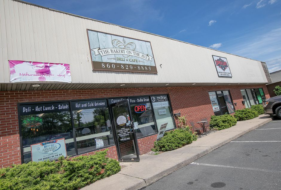 The Bakery On The Ave. in Berlin, Wed., June 12, 2019. Owner Enzo Formica is planning to open a location on Center Street in downtown Southington next month. Dave Zajac, Record-Journal