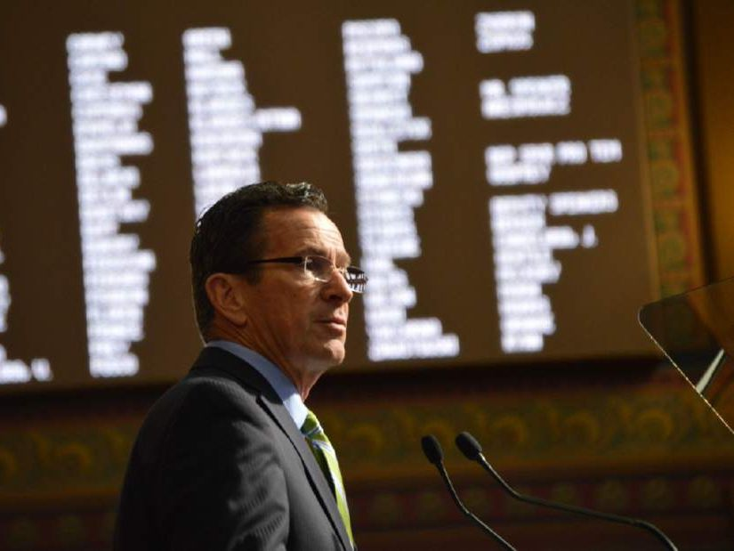 Connecticut got a clearer picture of the painful cuts in the new state budget in No. 2017 when Gov. Dannel P. Malloy imposed more than $880 million in spending cuts mandated by the General Assembly. | Contributed