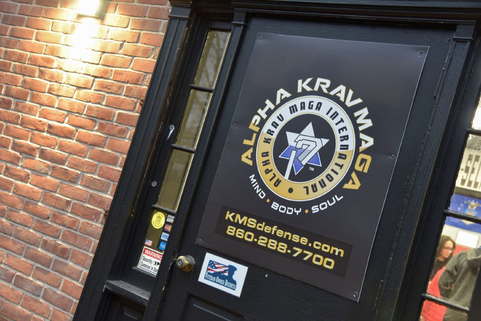Krav Maga Southington offers self-defense, fitness and fighting classes in Plantsville, photographed on Feb. 23. | Bailey Wright, Record-Journal