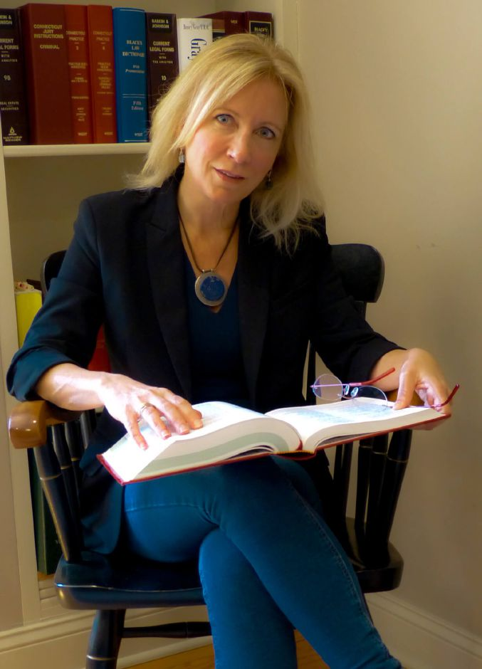 Attorney and author Anne K. Howard.