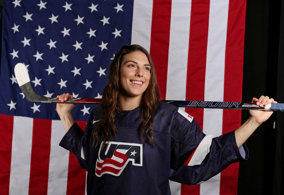 Olympic gold medalist Hilary Knight to deliver ... Hilary Knight