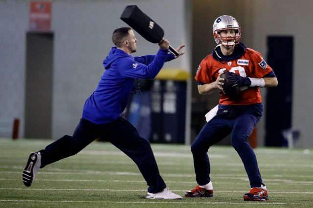 NFL: It's time! Patriots, Rams set to square off in Super Bowl