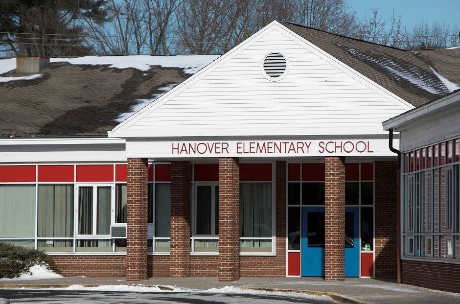 Hanover Elementary School in Meriden, Tuesday, Jan. 2, 2018. Dave Zajac, Record-Journal