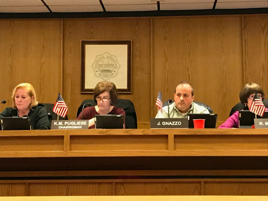 Plainville Town Council, Tuesday, Feb. 20. |Ashley Kus, The Citizen