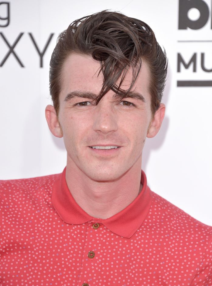 Drake Bell arrives at the Billboard Music Awards at the MGM Grand Garden Arena on Sunday, May 18, 2014, in Las Vegas. (Photo by John Shearer/Invision/AP)