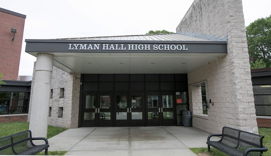 Lyman Hall High School, Wednesday, June 13, 2018. Dave Zajac, Record-Journal