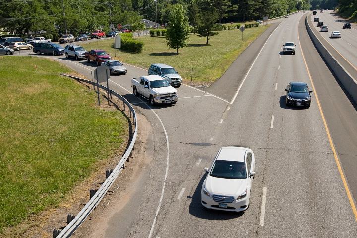 WALLINGFORD — Preliminary work to move a troublesome Route