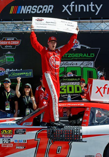 Berlin native racing up NASCAR ranks