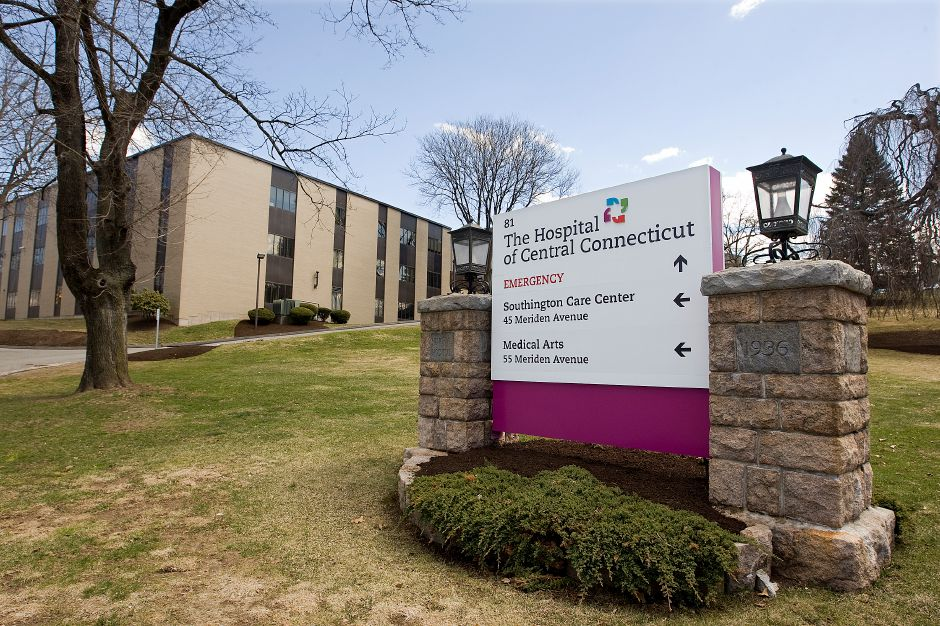The Hospital of Central Connecticut Bradley Memorial Campus in Southington, Wednesday, April 9, 2014. Hospital officials are planning to close the inpatient unit, a process they expect to take about a year. | Dave Zajac / Record-Journal