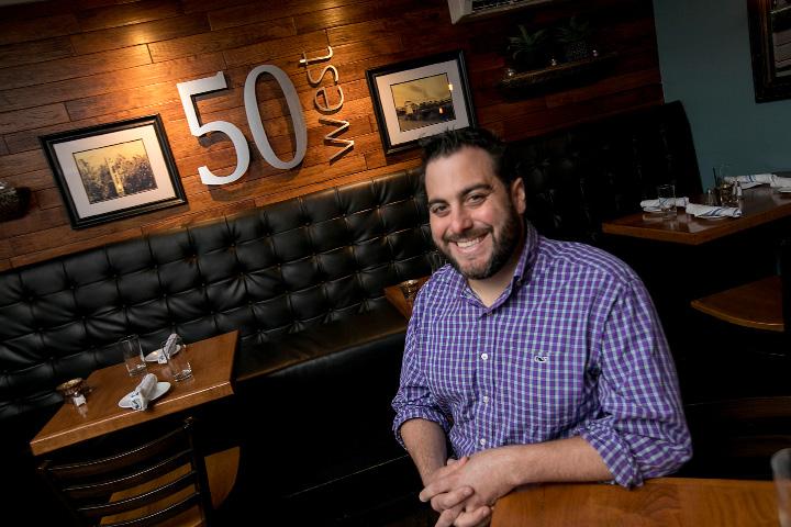Plainville Patrick Miceli Hopes The Comeback Burger Is A