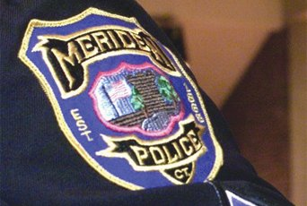 Meriden Police Department patch