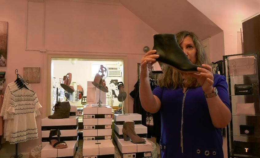 The Dressing Room, 3 North Main St., Wallingford. |Ashley Kus, Record-Journal