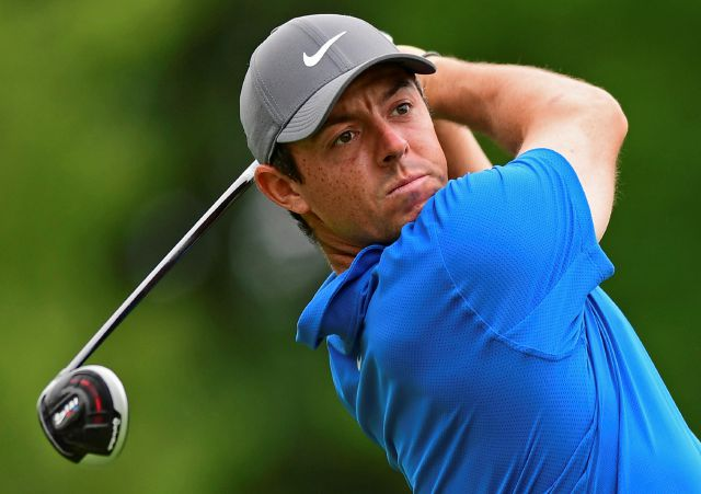 After struggling in the early rounds, Rory McIlroy moved up the leaderboard at last year's Travelers Championship with a 6-under 64 in the final round. The catch about River Highlands, McIlroy said, is pressing too hard if you don't feel you're shooting low enough. (AP Photo/David Dermer)