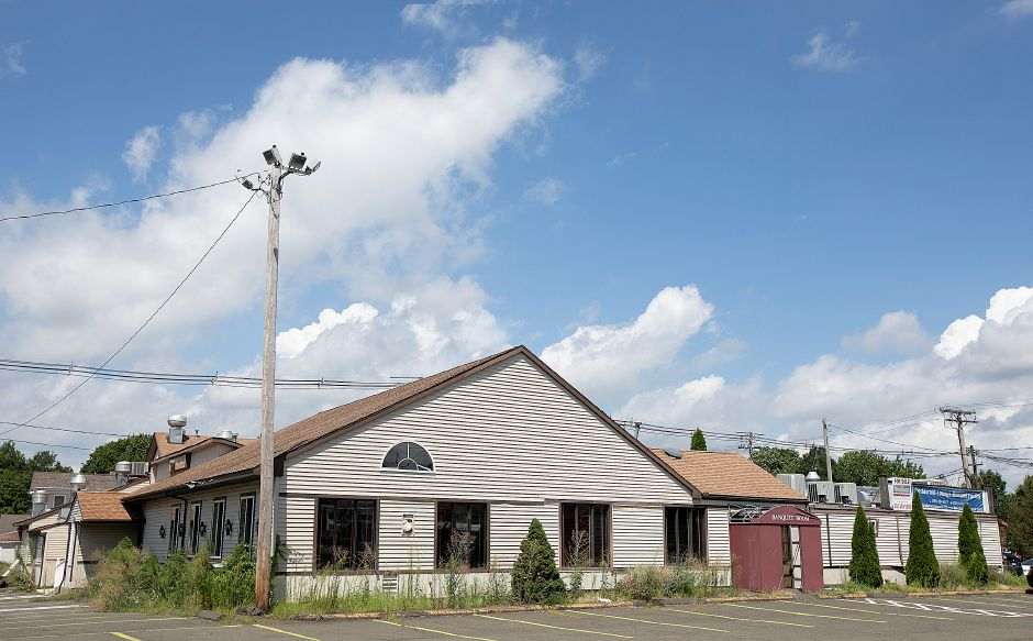 The former Brothers Restaurant at 33 N. Cherry St. in Wallingford, Friday, August 3, 2018. Dave Zajac, Record-Journal