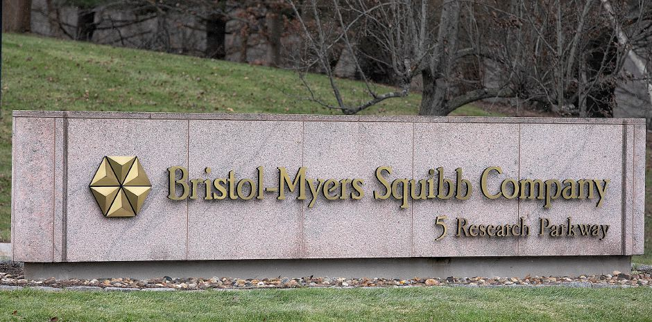 The former Bristol-Myers Squibb property on Research Parkway, Fri., Nov. 30, 2018. Dave Zajac, Record-Journal