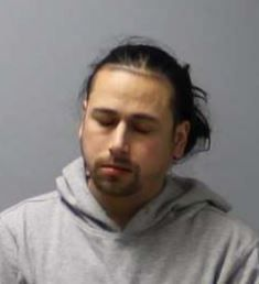 Moises Dominguez-Villagomez. | Courtesy of state police