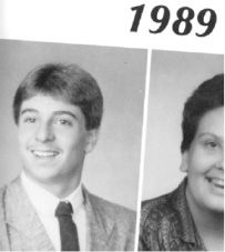 Mark Benigni ( upper left photo) , Platt High School Class of 1989.