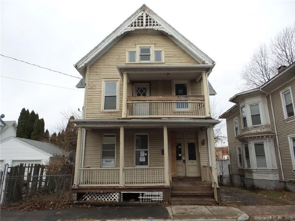 Lucas T. Joesph to USA HUD, 141 Crown St., $106,500.
