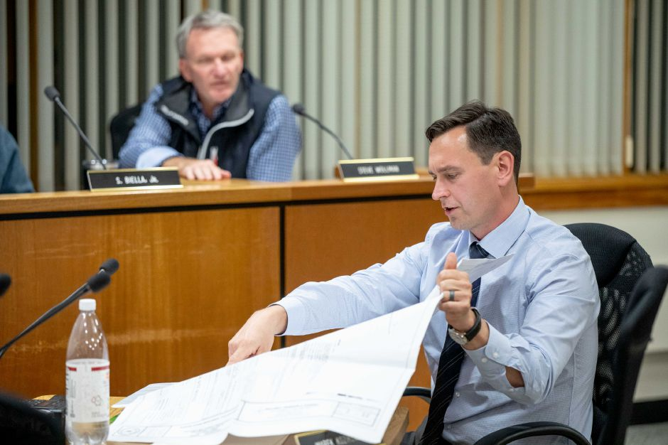 Marek Kozikowski resigned from his role as town planner of Berlin to accept a position as Middletown