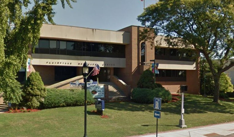 The Plainville Municipal Center. | File photo