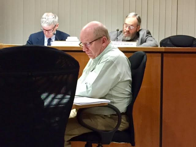 FILE PHOTO: The council approved a stipend for Temporary Town Manager Jack Healy, Tuesday, Feb. 21. |Ashley Kus, The Berlin Citizen