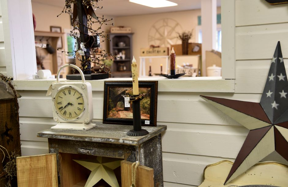 A Touch of Country opened its doors for business on June 1, at 354 Main St. in Durham. Pictured June 17, 2019. | Bailey Wright, Record-Journal