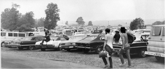 Powder Ridge Rock Festival, 1970.