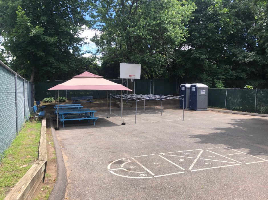 Summer camps, like the one at the Wallingford Ulbrich Boys & Girls Club, encourages kids to stay hydrated throughout days full of activities. |Kristen Dearborn, contributed.
