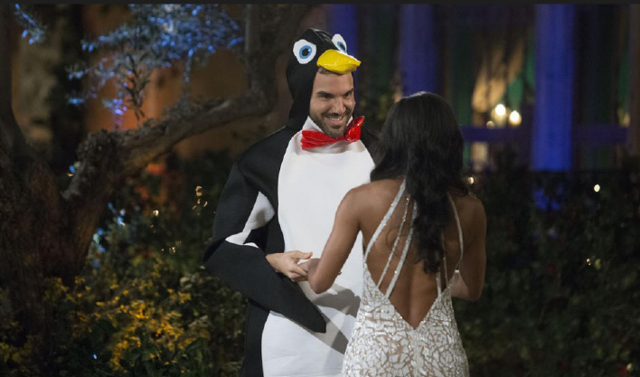 "Meriden resident Matt Munson appears with Rachel Lindsay in the 13th edition of ABC's ""The Bachelorette.""
