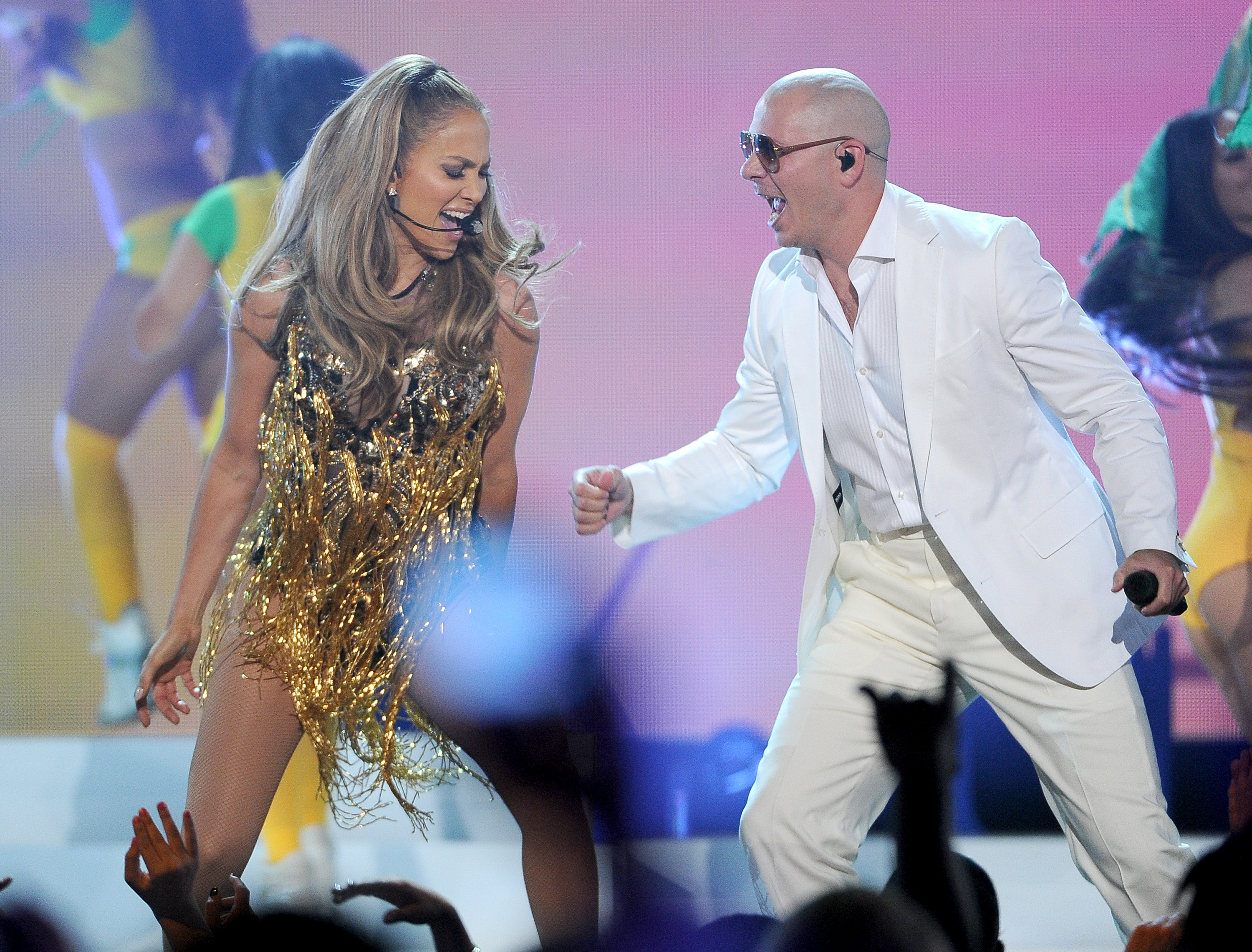 faeee060c0d1 Music roundup  Pitbull appears at the Xfinity Theatre