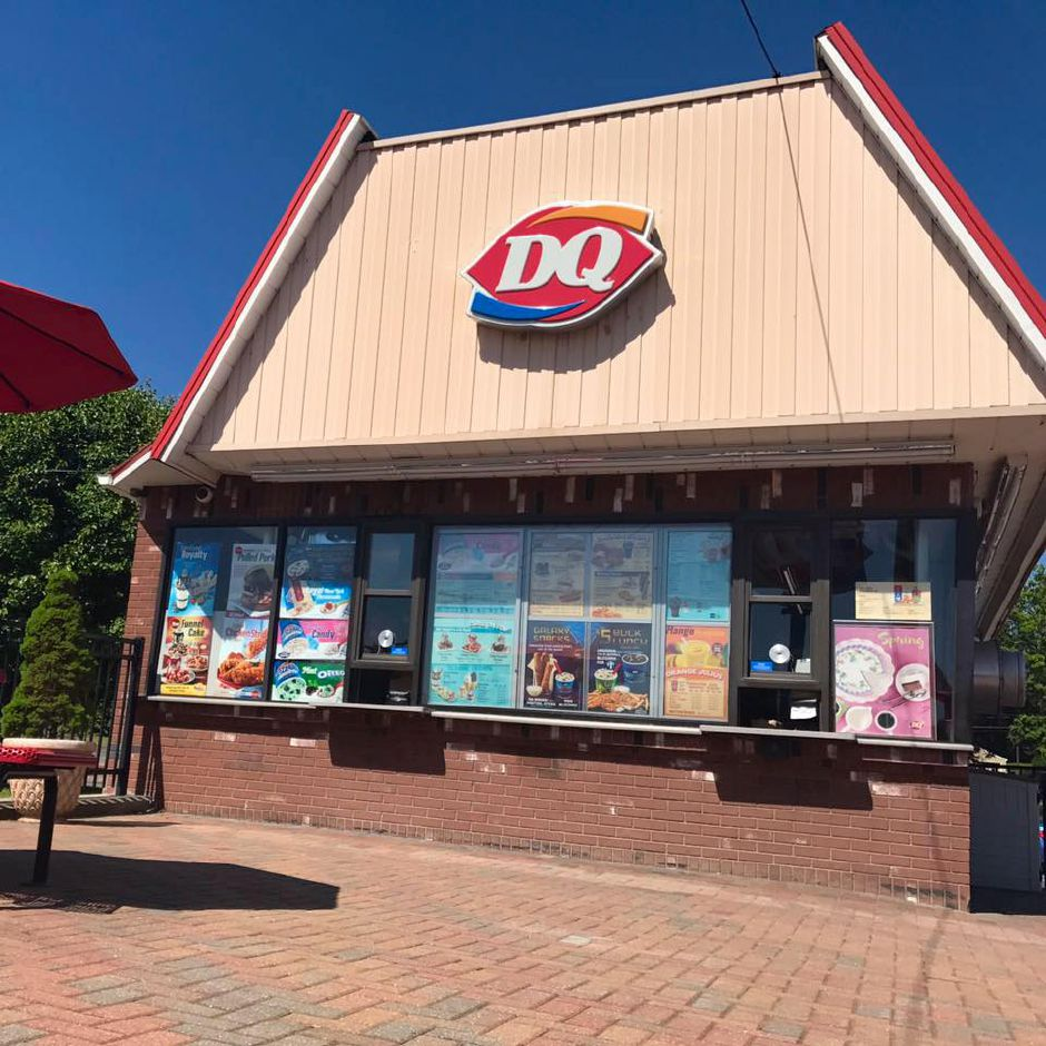 Dairy Queen in Berlin, 806 Farmington Ave. |Courtesy of Kensington Dairy Queen