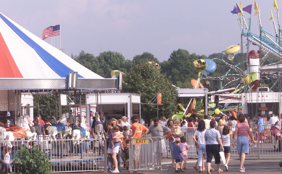 This is at the Cheshire Fall Festival and Marketplace held in Bartlem Park Saturday afternoon September 20, 2003. File Photo