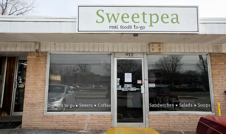 Sweetpea restaurant is closed at 912 S. Main St. in Cheshire, Thursday, Feb. 1, 2018. | Dave Zajac, Record-Journal