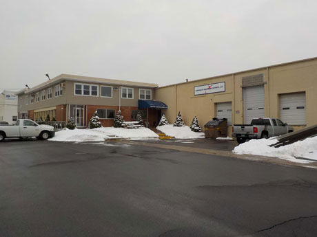 Z-Medica signed a lease for space at 222 Universal Drive in North Haven. Contract Callers also has signed a lease.
