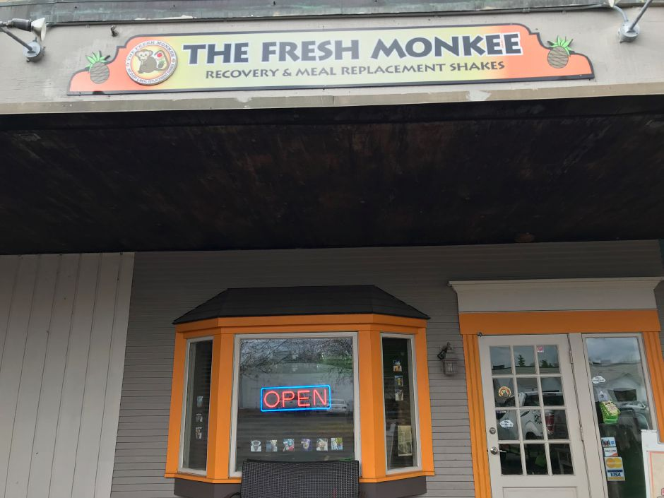 The Fresh Monkee, Glastonbury location pictured, will soon open another location in Berlin. |Ashley Kus, The Citizen