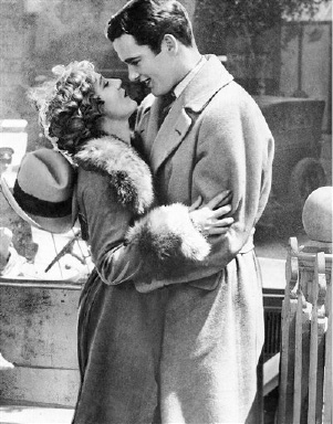 "Mary Pickford and Charles ""Buddy Rogers"" in a scene from ""My Best Girl"" in Hollywood, California on Sept. 21, 1936. Their romance is thought to have started from their work in this picture. (AP Photo)"