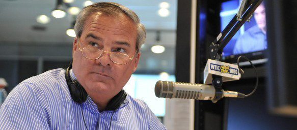 "Former Connecticut Gov. John G. Rowland, identified in federal court as a co-conspirator in a campaign finance fraud case, signed off from his afternoon radio talk show Thursday, saying he's leaving the station to ""take care of some personal issues."""