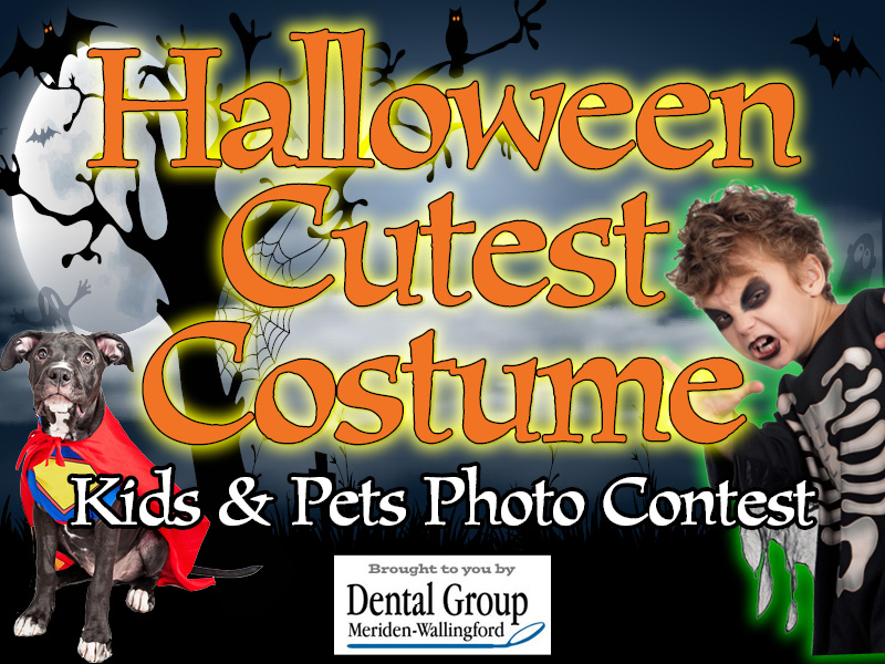 Halloween Cutest Costume Kids & Pets Photo Contest
