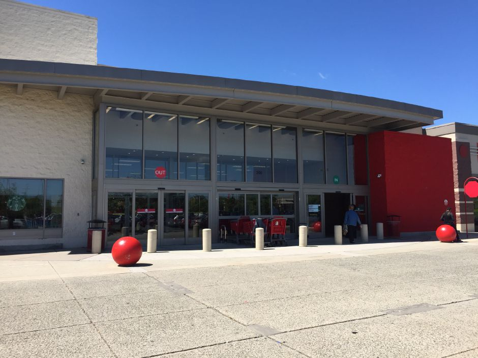 Target at 200 Universal Dr. N in North Haven on May 21, 2019. | Bailey Wright, Record-Journal