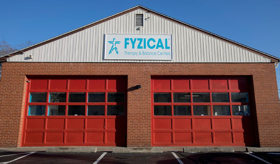 Fyzical Therapy and Balance Center at 20 Chapel St. in Wallingford, Thursday, Jan. 18, 2018. Dave Zajac, Record-Journal