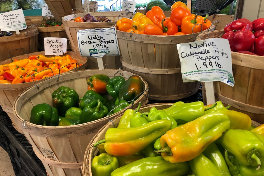 HEALTHY LIVING: Autumn offerings at Geremia Farms in Wallingford
