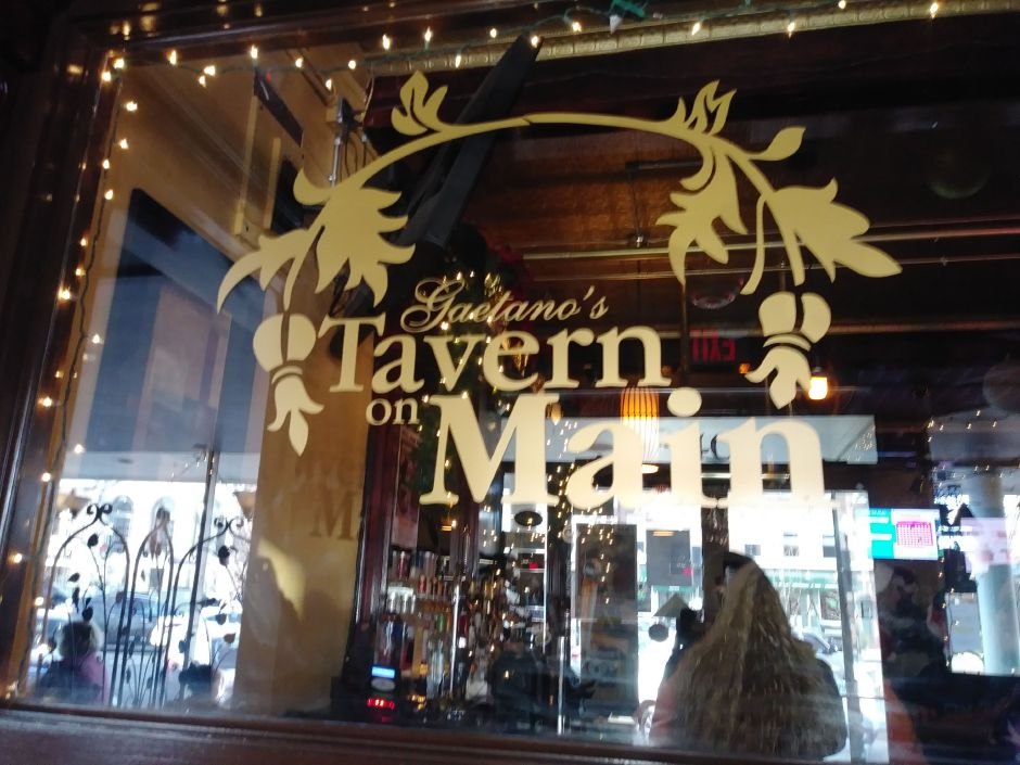 Gaetano's Tavern on Main in downtown Wallingford. Saturday, December 8, 2018. Jeniece Roman. Record-Journal