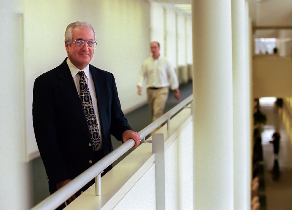 RJ file photo - Theodore Horwitz, president and CEO of Midstate Medical Center, Dec. 1998.