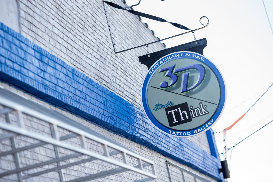 3D Restaurant and Bar at 16 Eden Ave. in Southington.