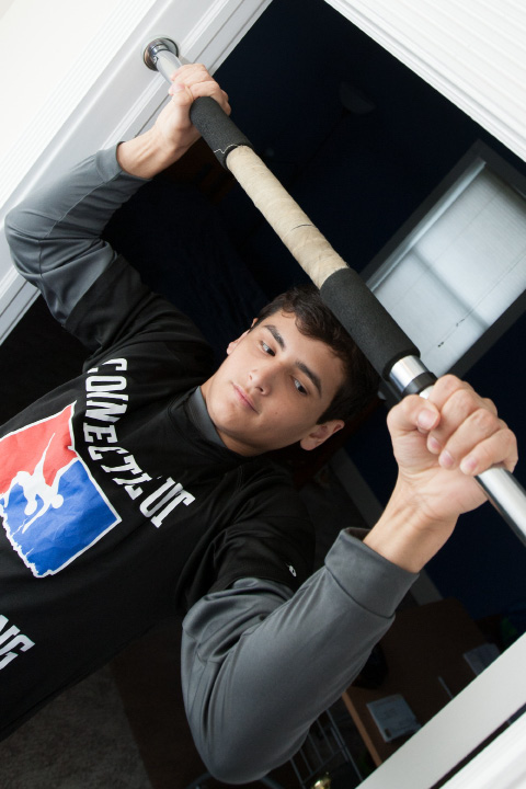 Southington's Zach Murillo 16 August,1 2014 | Justin Weekes / For the Record-Journal