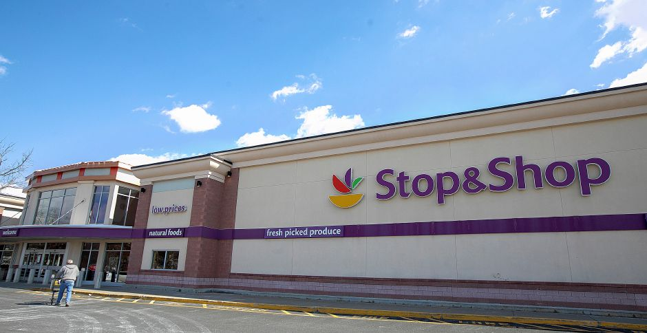 Stop & Shop in Wallingford, Thurs., March 7, 2019. Dave Zajac, Record-Journal